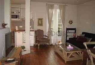 Montmartre Paris 18° 1 Schlafzimmer Wohnung