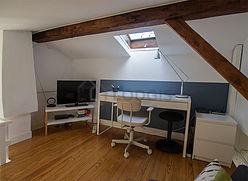 Apartment Paris 10° - Mezzanine