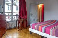 Apartment Paris 5° - Bedroom 2