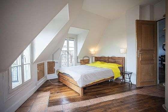 Chambre pour 2 personnes équipée de 1 lit(s) jumeaux de 140cm