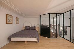 Apartment Paris 3° - Mezzanine