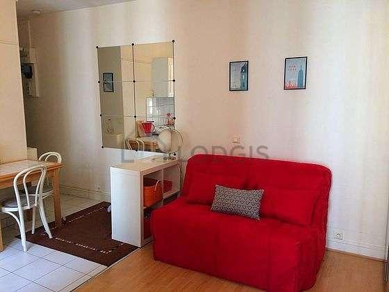 Location Studio Paris 15 Rue De Vichy Meublé 20 M² Porte De