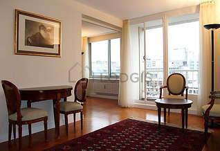 Commerce – La Motte Picquet Париж 15° 2 спальни Квартира