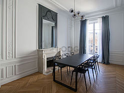 Apartment Paris 8° - Dining room
