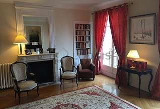 Trocadéro – Passy Paris 16° 3 bedroom Apartment