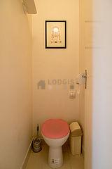 公寓 巴黎17区 - 廁所