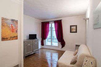 Batignolles Paris 17° 1 Schlafzimmer Wohnung