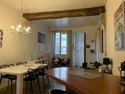 公寓 巴黎4区 - 客厅