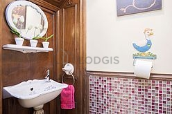 公寓 巴黎8区 - 廁所