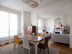 Apartment Paris 16° - Dining room