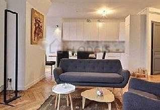 Porte de Versailles Paris 15° 3 bedroom Apartment