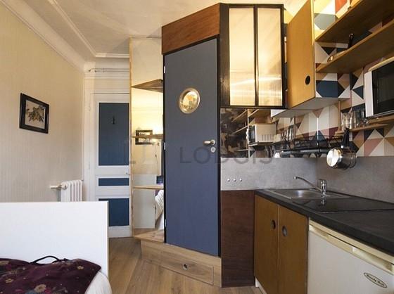 Location studio paris 16 avenue de versailles meubl 11 m auteuil - Appartement meuble paris 16 ...