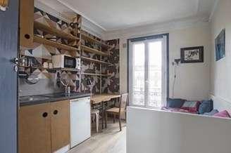 Auteuil Paris 16° Estúdio