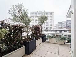 公寓 Haut de seine Nord - 陽台