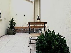 公寓 Seine st-denis Est - 陽台