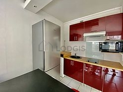 公寓 巴黎18区 - 廚房