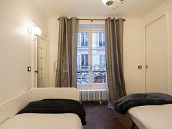 Apartment Paris 17° - Bedroom 2