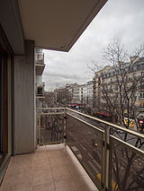 アパルトマン パリ 8区 - テラス