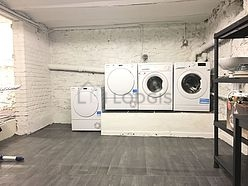アパルトマン Seine st-denis Est - Laundry room