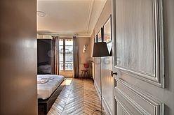 Apartment Paris 9° - Bedroom 3