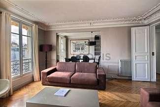 Pigalle – Saint Georges Paris 9° 3 Schlafzimmer Wohnung