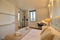 Apartment Paris 8° - Bedroom