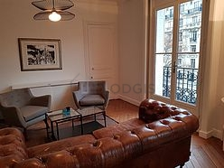 Apartment Paris 18° - Living room