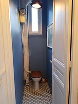 Apartment Paris 18° - Toilet
