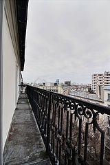 アパルトマン パリ 18区 - テラス