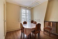 Квартира Париж 18° - Столовая