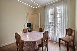Appartement Paris 18° - Salle a manger