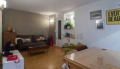 Appartement Paris 20° - Séjour