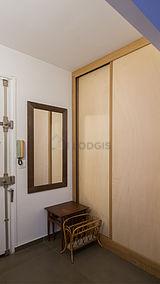 Wohnung Paris 20° - Eintritt