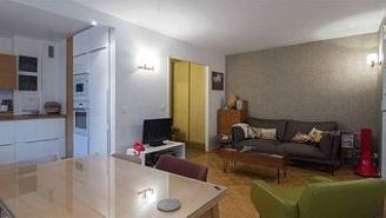Gambetta Париж 20° 2 спальни Квартира