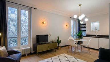 Jardin des Plantes Parigi 5° 1 camera Appartamento