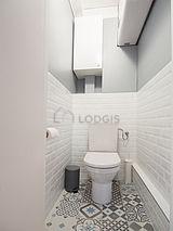 公寓 巴黎15区 - 厕所