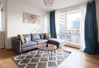 Paris 15° 2 Schlafzimmer Wohnung