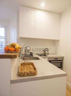 Great kitchen of 3m²
