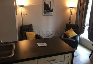 Madeleine – Saint Lazare Paris 8° 1 bedroom Apartment