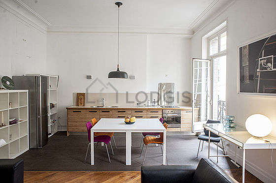 Great kitchen of 27m²