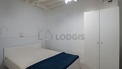 Wohnung Paris 20° - Schlafzimmer