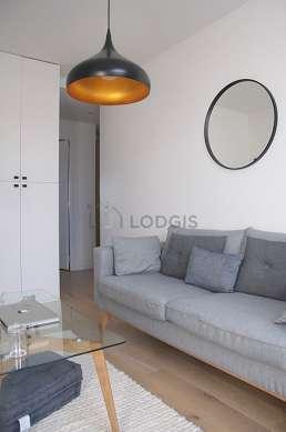 Séjour très calme équipé de télé, lecteur de dvd, ventilateur, 1 chaise(s)
