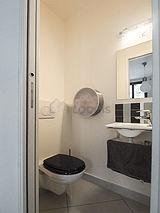 公寓 巴黎14区 - 廁所