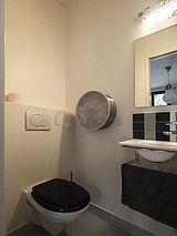 Apartment Paris 14° - Toilet