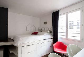 Hôtel de Ville – Beaubourg Paris 4° Estúdio