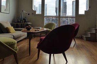 Auteuil Париж 16° 2 спальни Лофт
