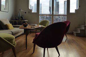 Auteuil Paris 16° 2 bedroom Loft