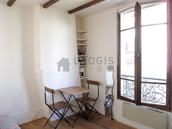 Location studio paris 15 rue lecourbe meubl 15 m for Location studio meuble paris 15
