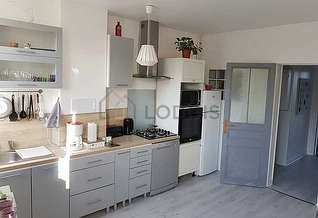 Choisy Le Roi 1 dormitorio Apartamento