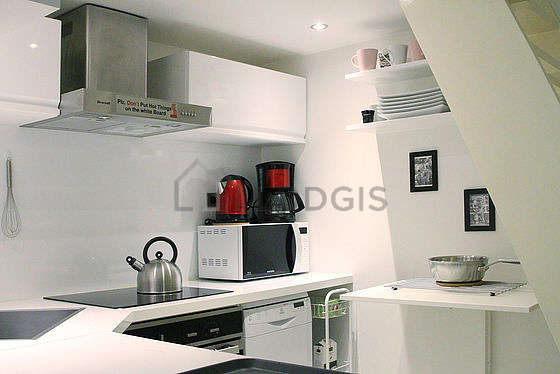 Great kitchen of 7m²